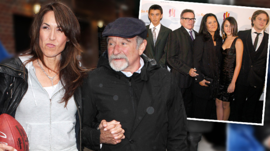 family feuding over robin williams estate