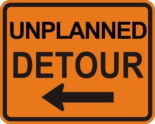 Bigstock-Unplanned-Detour-2687712