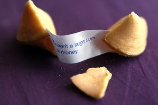Fortune cookie inheritance